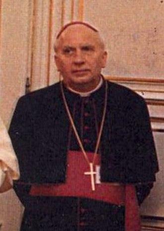 Charles Amarin Brand - Charles-Amarin Brand in 1988