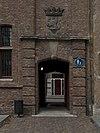 Voormalige burgpoort bij abdij