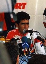Miguel Indurain won the Tour de France five times consecutively