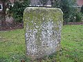 Milestone on the Banbury Road - geograph.org.uk - 118554.jpg