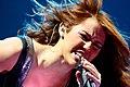 Miley Cyrus Wonder World concert at Auburn Hills.jpg
