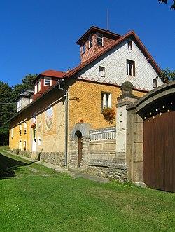 Miličín, Castle.jpg