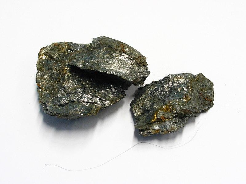 Aluminium Mineral Physical Properties