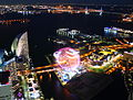 Minatomirai21 at night.JPG