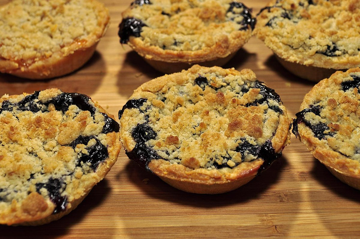 Blueberry Pie Wikipedia