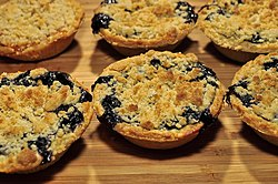 Miniature blueberry pies.jpg