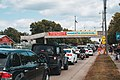Minnesota State Fair Traffic on Como Avenue and Entrance Gate 19 (42555863080).jpg