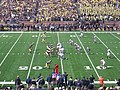 Minnesota vs. Michigan 2011 05 (Michigan on offense).jpg
