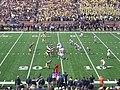 Minnesota vs. Michigan 2011 05 (Michigan on offense).jpg