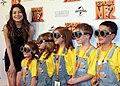 Miranda Cosgrove, Australian premiere, Despicable Me 2-4.jpg