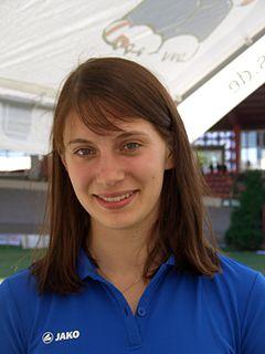 Miriam Welte German cyclist