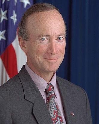 2008 Indiana gubernatorial election - Image: Mitch Daniels