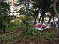 Mitsubishi Lancer Evo Rally Mobil (10414405214).jpg