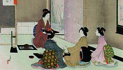 Японская чайная церемония доклад 6292