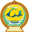 Coat of arms of Arkhangai Province