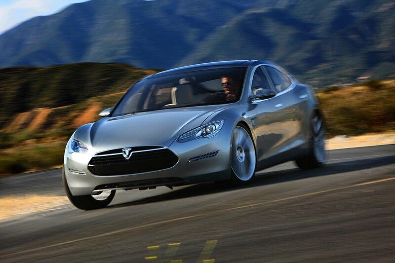 File:Model S driving.jpg