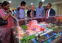 Model of Tarapur Atomic Power Station.jpg