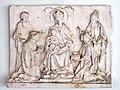 Model relief Madona cun Sanc Berstott Lenert a Urtijëi.jpg