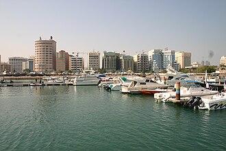 Manama - Manama Harbor
