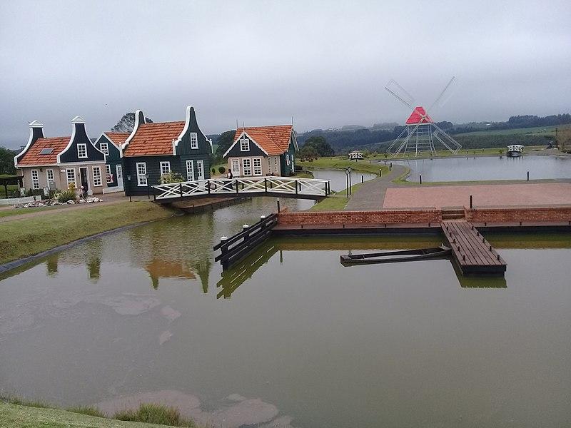 Parques históricos no Paraná
