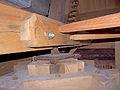 Molen De Korenbloem, Kortgene bovenwiel bovenrondsel busdeur tap koningsspil.jpg