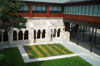 Real monasterio de san agust n wikipedia la for Piscinas san agustin burgos