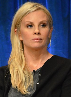 Monica Potter - Potter at Paleyfest 2013