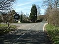 Monkswell Lane junction with Chipstead Lane - geograph.org.uk - 361778.jpg