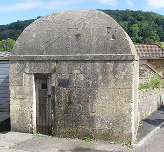 Monkton Combe - Village Lock up