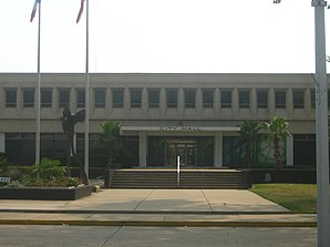 Monroe City Hall (Rathaus)