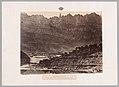 Monserrat, Vista general de la montaña desde Monistrol MET DP-387-010.jpg