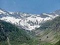 Montagne innevate nel Parco Nazionale del Gran Paradiso.jpg