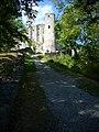 Montaigle Chemin du chateau.JPG