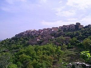 Panorama di Monte San Biagio