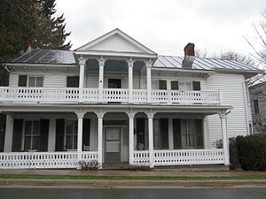 National Register of Historic Places listings in Highland County, Virginia - Image: Monterey, Virginia (14224053542)