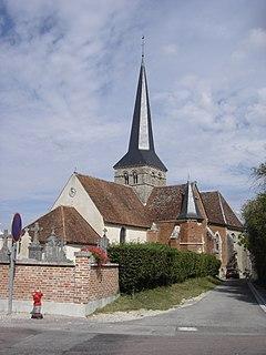 Montreuil-sur-Barse Commune in Grand Est, France