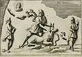 Monumenta veteris Antii, hoc est, Inscriptio M. Aquilii et tabula solis Mithrae variis figuris and symbolis exsculpta quae nuper inibi reperta, nunc prodeunt commentari illustrata, and accuratè (14595534778).jpg