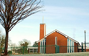 The Church of Jesus Christ of Latter-day Saints in Ireland - Stake Centre in Belfast, Northern Ireland