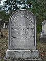 Morrow (Mary), Bethany Cemetery, 2015-10-09, 01.jpg