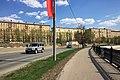 Moscow, Semyonovskaya Embankment, metro construction (30463484873).jpg