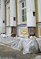 Moscow, Spasopeskovskaya Square 8 - reconstruction (2016) by shakko 03.jpg