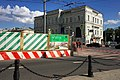 Moscow, roadblocks around the TASS building (31273716751).jpg