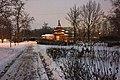 Moscow, wooden chapel of St Olga in Ostankino.jpg
