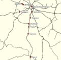 Moskva Kurskaya - Tuls railway map 400.png