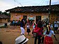 Mostra de danses dels indígenes de Lamas per als turistes.jpg