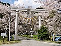 Mount Ariake Shrine torii.jpg