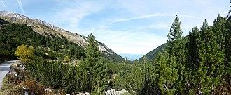 Pirin - A panorama of Pirin