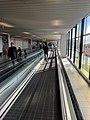 Moving sidewalk at Amsterdam Airport Schiphol.jpg