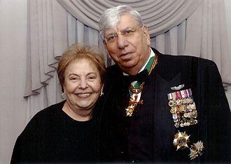 Jacques Paul Klein - In August, 1968, Mr. Klein married Dr. Margrete (Gretchen) Siebert Klein