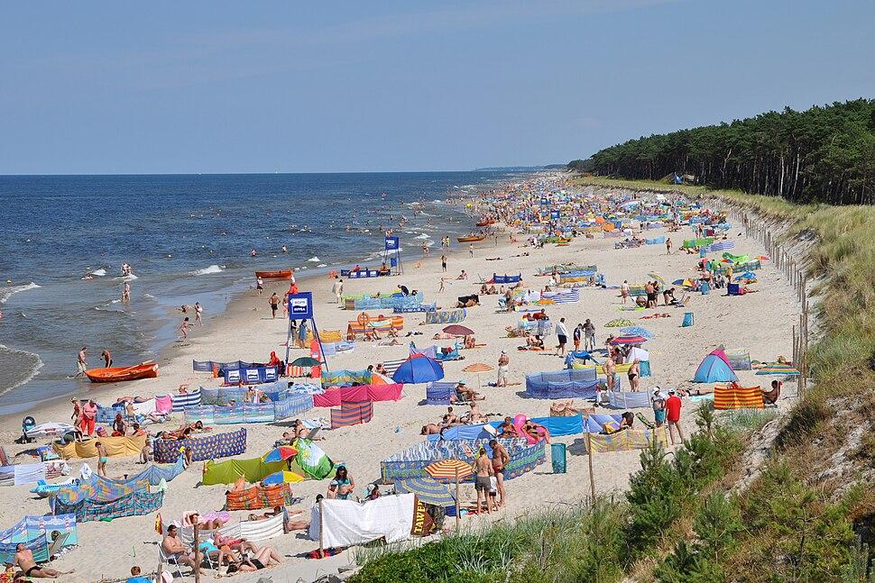 Mrzezyno east beach 2010-07 A